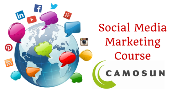 Camosun College Social Media course in Victoria BC