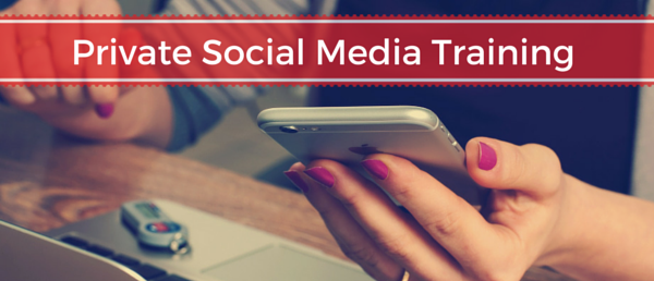 Private Social Media Marketing for business Training with Juhli Selby in Victoria BC