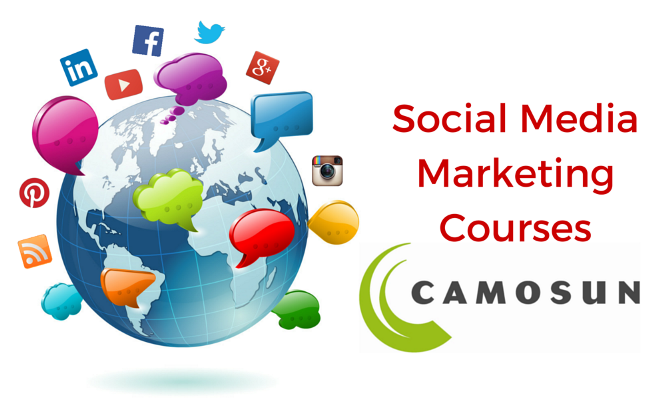 Social Media Marketing courses at Camosun College in Victoria BC with Juhli Selby