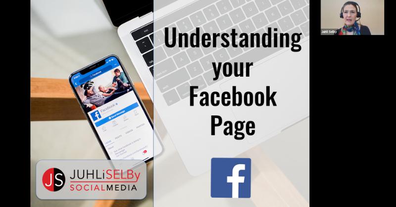 Understanding Your Facebook Page - Intermediate Online ...
